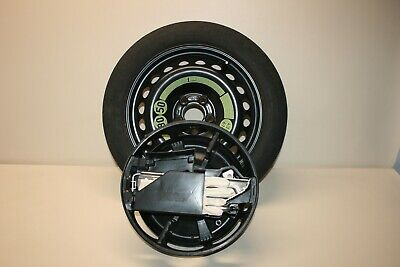 08-14 C250 C300 C350 EMERGENCY SPARE TIRE WITH JACK KIT T125/80R17 2044000402