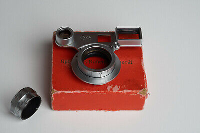 Leitz SOOKY-M with UOORF adapter / Mint + and super rare
