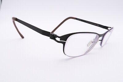 Mykita No. 1 Jess Rx Eyeglasses Frames 149 Brown 48[]17-140 Germany Kids? B462