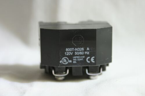 Allen-Bradley 800TN326 120V 50/60Hz Transformer Module A1