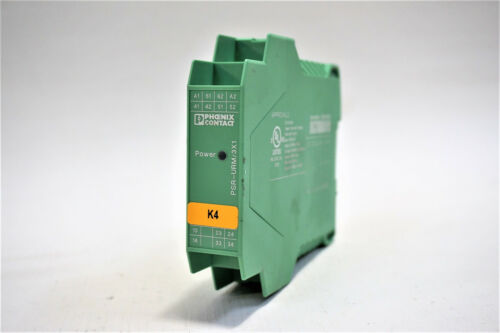 Phoenix Contact Psr-Urm/3X1 Koppelralais Safety Relais