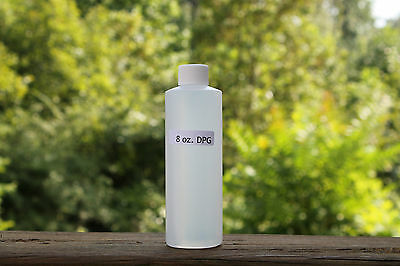 8 oz. DPG Dipropylene Glycol Fragrance Grade for making incense, soap, cosmetics
