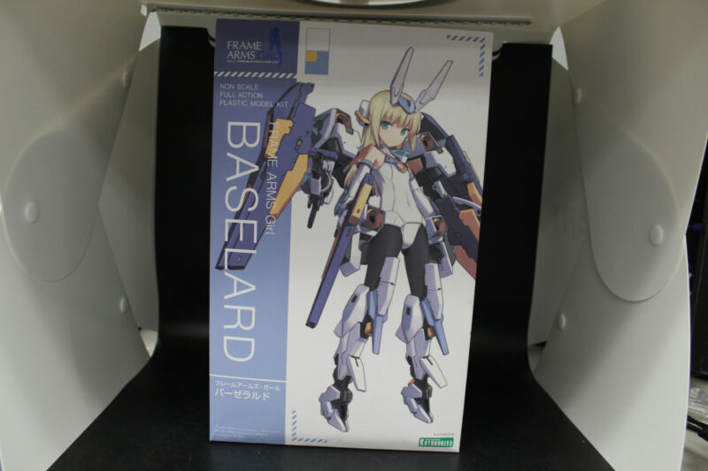 Kotobukiya Frame Arms Girl Baselard Model Kit FG012