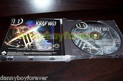 Kksf 103 7 Volume 11 Eleven Nm Cd Smooth Jazz Rick Braun Jeff Golub Steve Cole