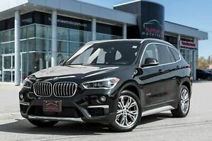 2017 BMW X1 xDrive28i|NAVIGATION|BACKUP CAM|PANO SUNROOF