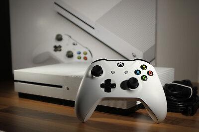 EJS-ONLINESHOP Microsoft Xbox One S 500GB mit Laufwerk vom Händler mit Rechnung