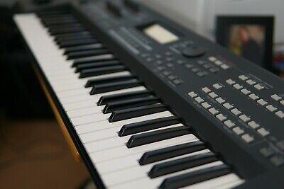 Yamaha MOXF6 Keyboard Synthesizer Mint w/ loaded 1Gb Flash Memory Expansion