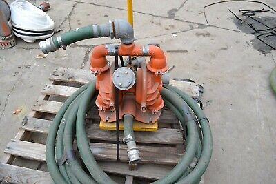 Wilden Diaphragm Pump M4 With Hose