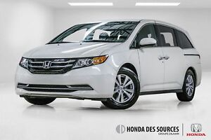 2016 Honda Odyssey Camera Bluetooth Sieges chauffant