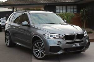 2014 BMW X5 F15 xDrive30d Msport 7 Seater Wagon Somerton Park Holdfast Bay Preview