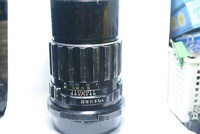 PENTAX Pentax SMC Takumar 200mm f/4 Lens