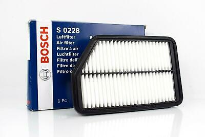 BOSCH AIR FILTER S0228 FITS HYUNDAI i30 i40 ix35 KIA CARENS SPORTAGE 1.6 1.7 2.0