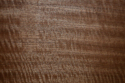 Sapelli Ribbon Stripe Wood Veneer Sheets 8.25 X 44 Inches 6773-35