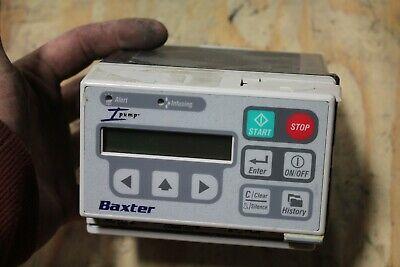 Baxter I Pump 3l3107d Infusion Pump