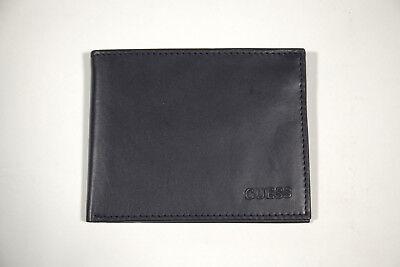 Neu Guess Leder Brieftasche Visitenkarten Geldbörse Wallet Purse (65) 1-15 #12