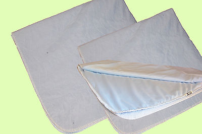 10 Puppy Pad Washable Chux Large 32x32 Training Dog Kennel Crate House Pee Wee