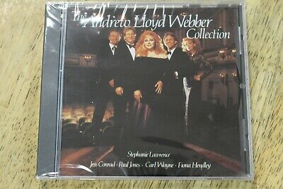Sealed New The Andrew Lloyd Webber Collection-Stephanie Lawrence + CD (Andrew Lloyd Webber Collection)