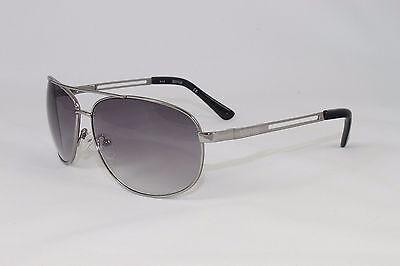 c3c0d9d999 Kenneth Cole Reaction Sunglasses Silver Purple Lens Metal Aviator 1069 753  New