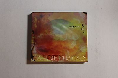 Clouds On Fire Calliope Musicals Cd Ep Self Release Sealed M Rare Indie