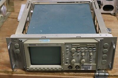 Tektronix Tds430a Oscilloscope 2 Channel Digitizing 400 Mhz 100mss