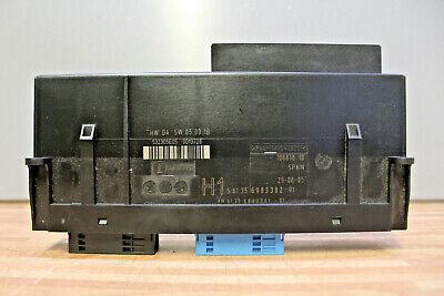 Gebraucht, STEUERGERÄT JUNCTIONSBOX Original + BMW 1er E81 E87 3er E90 E91 Control 6983302 gebraucht kaufen  Marktgraitz