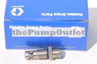 Graco Magnum Dx Outlet Valve 245076 245-076 Oem Graco Paint Sprayer Parts