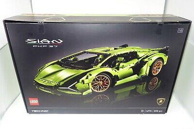 Lego Technic Lamborghini Sián FKP 37 Set 42115 (NEW SEALED BOX!)