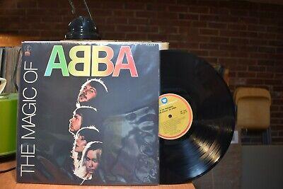 ABBA The Magic of ABBA LP K-Tel NU9510 Stereo GF