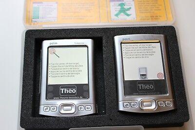2x Palm Tungsten E2 - Theo in grau (defekt)