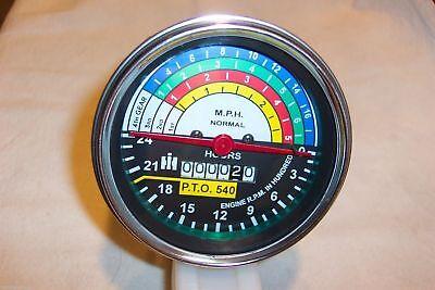 Tachometer For Farmall Ih 460 560 660 Gas Diesel 383093r91
