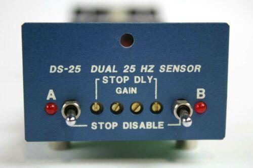 Conex DS-25 Dual 25 Hz Sensor Module