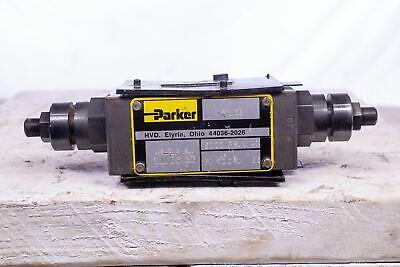 Parker Fm2ddsn 55 Hydraulic Flow Control Valve 5000 Psi