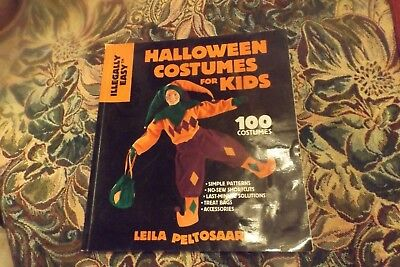Sale Easy Halloween costumes for Kids  Book pattern drawings 2001 big variety