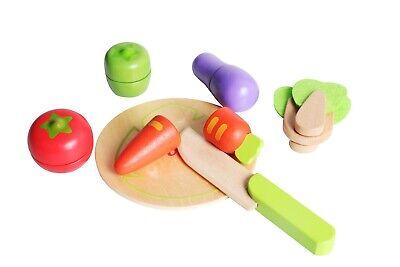 Juego de cortar Comida Verduras Juguete de simulacion de Cocina para niños...
