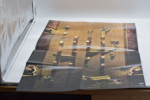 Star Wars Miniatures 2006 One-Sided Battle Map VERY NICE!  33x24 FREE SHIP