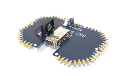 Finisar CXP 12x10 Gbps Optical Engine Eval. Test Board (FDB-1043)