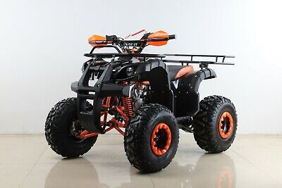"UPBEAT 125CC OFF ROAD QUAD BIKE ATV 4 STROKE AUTOMATIC FORWARD /REVERSE 8"" TYRES"