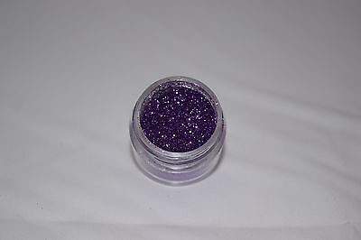 Purple Disco Glitter 5 grams CK cake decorating gum paste cake pops (Purple Gum)