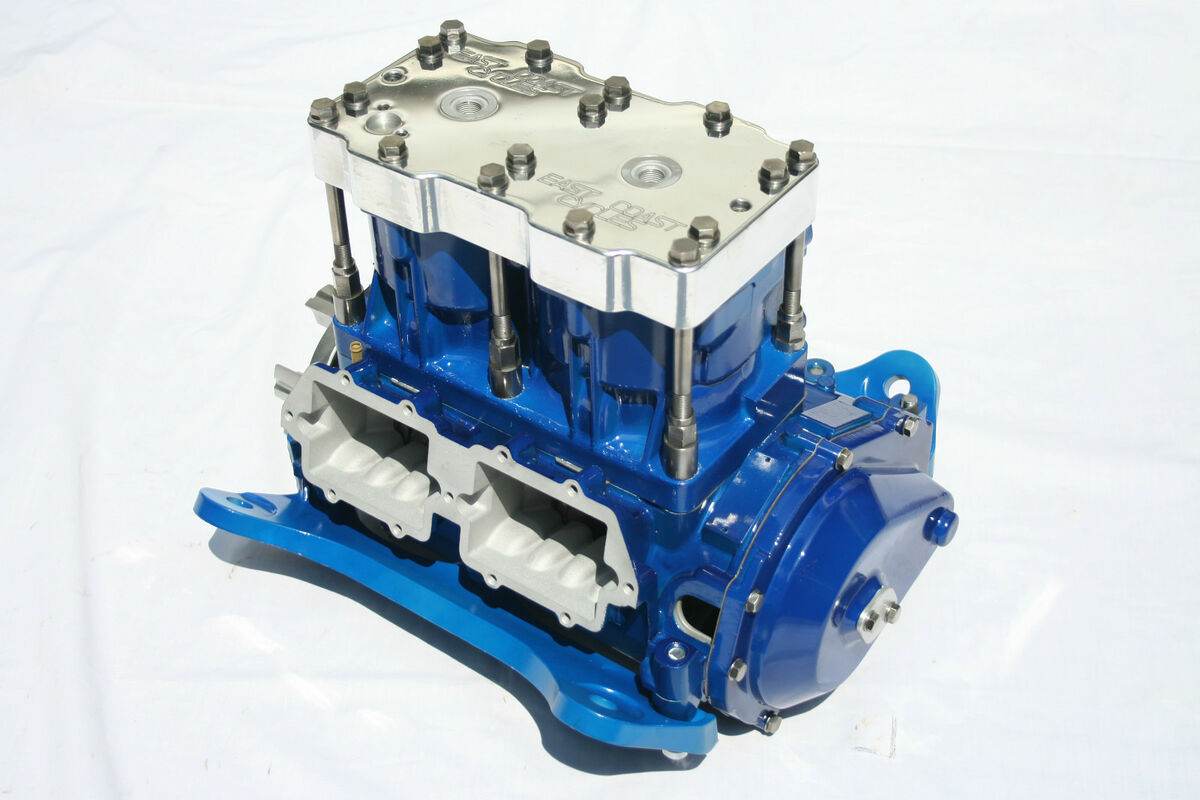 Yamaha 760 771 Rebuilt Engine Waverunner Jet Ski 650 701