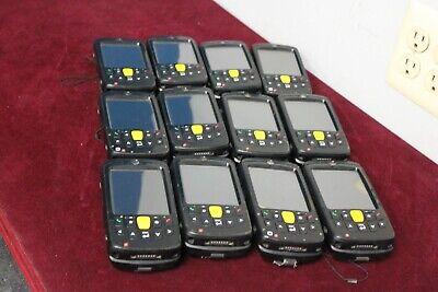 Lot Of 12 Mc55a0-p20swnqa7wr Motorola Zebra Symbol Mobile Handheld Barcode Scan