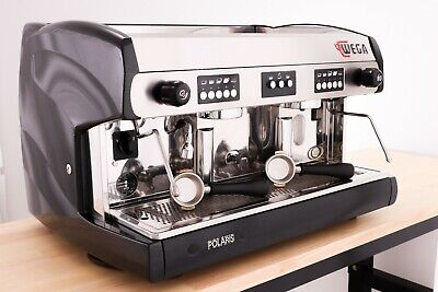 Wega Polaris 2-group Commercial Espresso Machine
