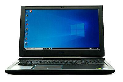 Dell G7 15 7588 Laptop, i7-8750H, 16GB RAM, 128GB SSD+1TB HDD, GTX 1060 Max-Q