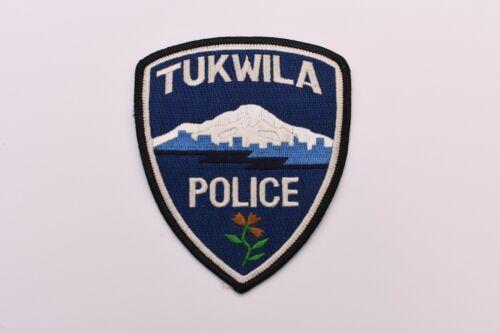 Tukwila Washington Collectible Police Shoulder Patch