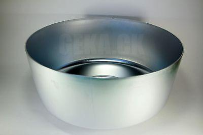 Nuevo! Leche Bol para Eléctrico Manual Centrífugo Crema Separador 80-100 L/H