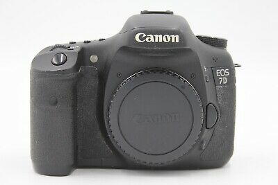 Canon EOS 7D - Crop Sensor Digital SLR Camera Body - #K05139
