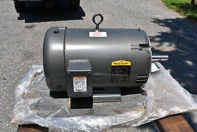 Baldor Spec37e450x56 10hp 3450rpm Frame215jm 3 Phase 208-230460v Motor