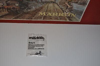 Märklin 8921 Z Fahrdrahtisolierung für Oberleitung  (M952)