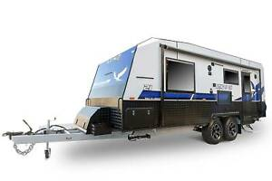 21FT FULL OFF ROAD PLATINUM RV BY CONDOR Epping Whittlesea Area Preview
