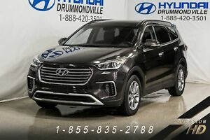 Hyundai Santa Fe XL LUXURY + AWD + 7 PASS. + JAMAIS ACCIDENTÉ +