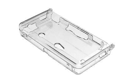 Hellfire Trading Nintendo 3DS Crystal Clear Protective Hard Case
